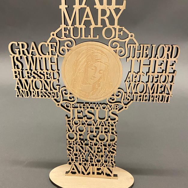 Mdf Hail Mary