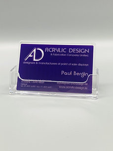 Business Card holder - Pack of 10
