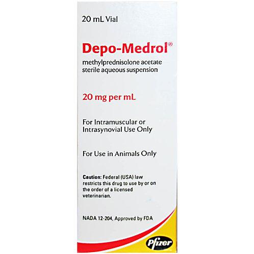 Depo-Medrol Rx, 20 mg x 20 ml