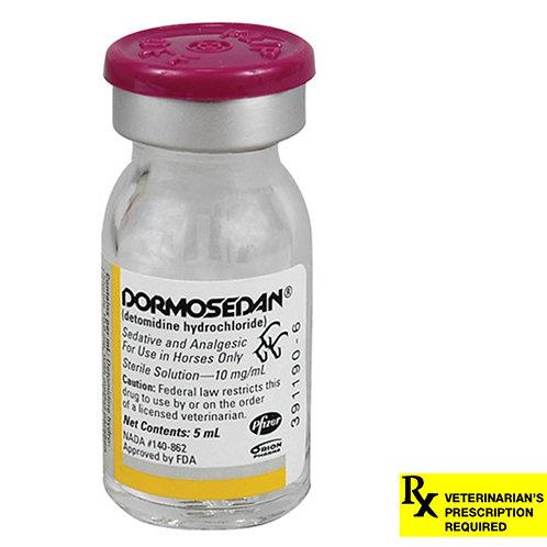 Dormosedan Rx, 10 mg/ml x 5 ml