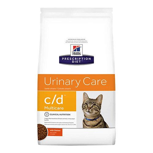 Hill's Rx c/d Feline Bladder Health w/ Chicken, 8