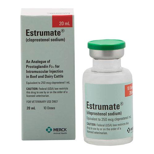Estrumate Rx, 10ds x 20ml, 50ds x 100ml