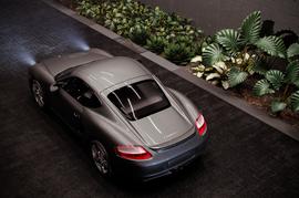 Porsche render