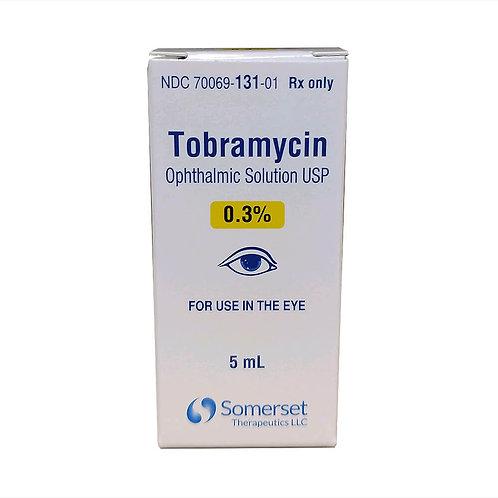 Tobramycin Rx, .3mg x 5ml