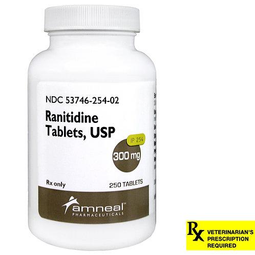 Rx Ranitidine Tabs 300 mg x 250ct