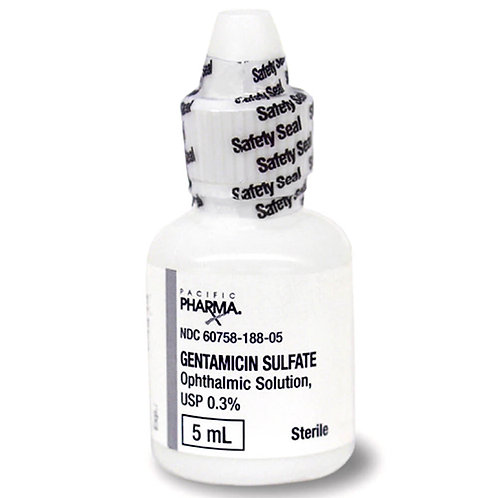 Gentocin Rx, 5 ml
