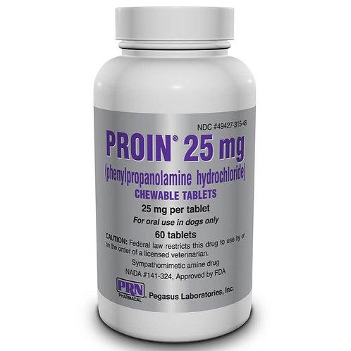 Proin Rx, 25 mg x 60 ct