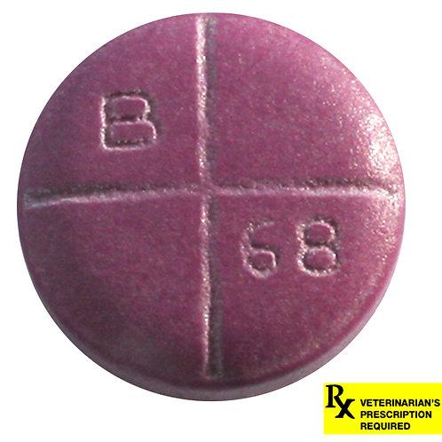 Rx Baytril 68mg x 1 Coated Tabs Purple