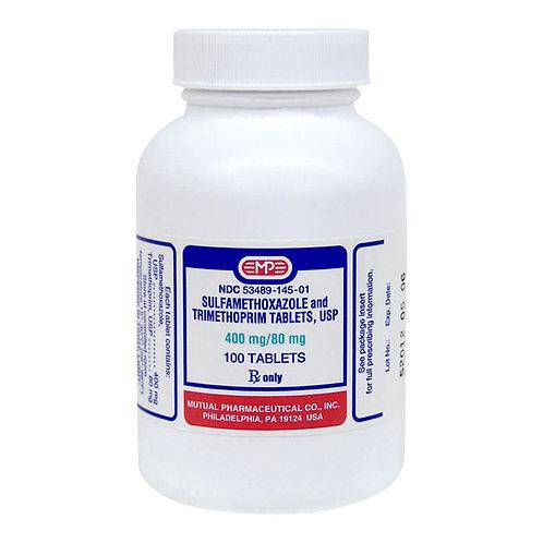 Rx SMZ-TMP 480 mg x 500 Tabs