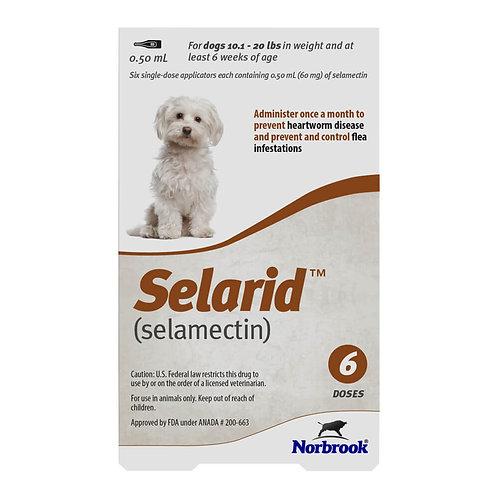 ORM-D Rx Selarid, Sm Dog, 6 Month