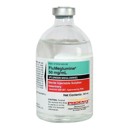 FluMeglumine Rx, 50 mg/ml x 250 ml