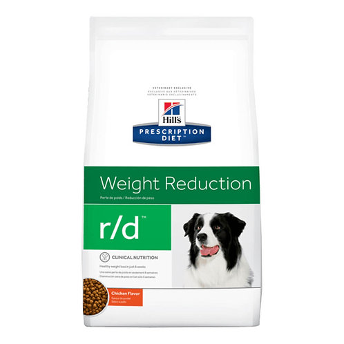 Hill's Rx r/d Canine, 17.5 lb