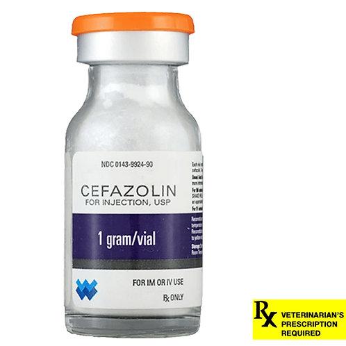 Cefazolin Rx, 1 gram