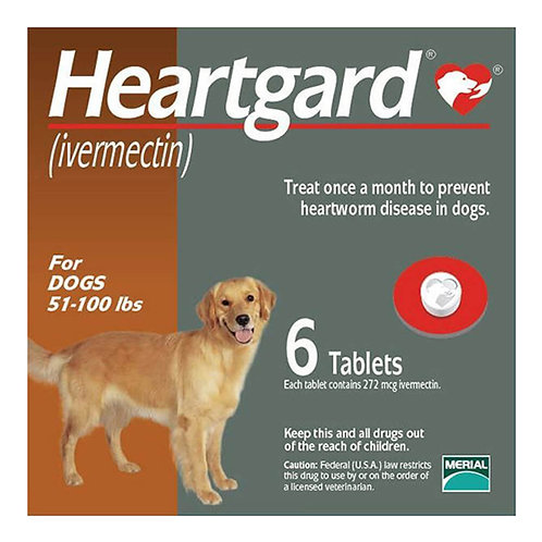 Heartgard® Rx for Dogs