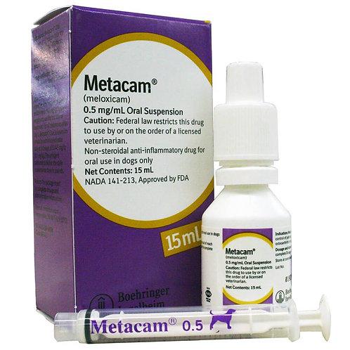 Rx Metacam Oral Susp, 0.5 mg/ml x 15 ml