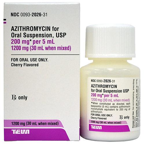 Azithromycin/Zithromax
