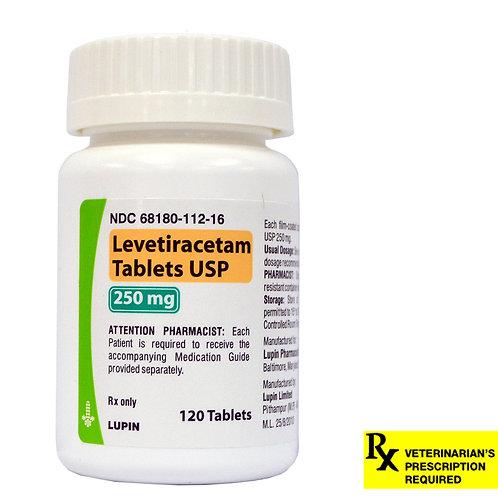 Levetiracetam (Keppra) Rx Tablets