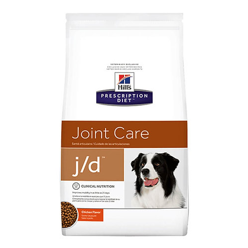 Hill's Rx j/d Canine, 8.5 lb