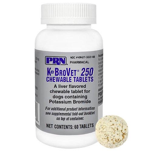 K-BroVet Rx, Chewable Tablets