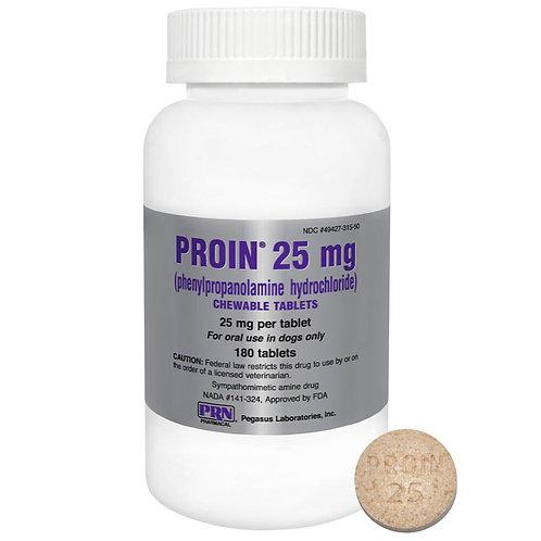 Proin Rx, 25 mg x 180 ct