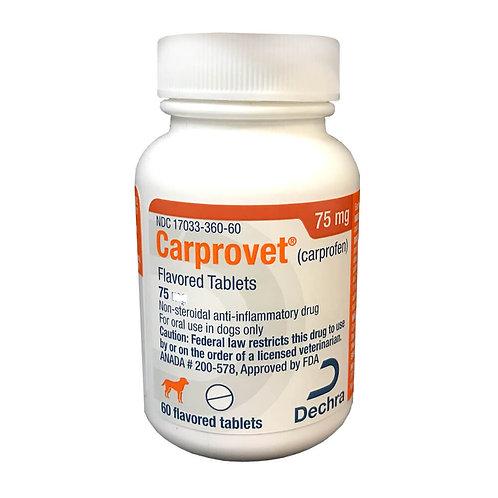 Carprovet (Carprofen) Caplet 75mg 60s