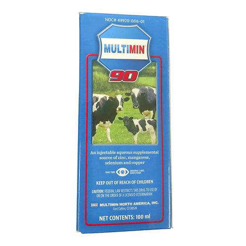 Multimin 90 Rx, 100 ml