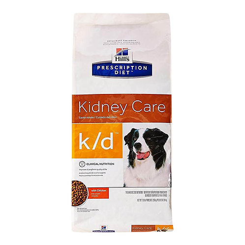Hill's Rx k/d Canine, 17.6 lb
