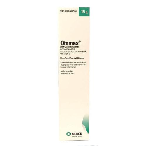 Otomax Rx, 15 gm