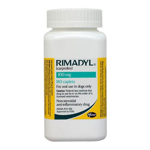 Rimadyl Rx, Caplets, 100 mg x 180 ct