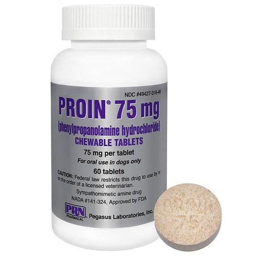 Proin Rx, 75 mg x 60 ct