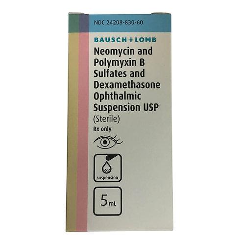 Rx Neo Polydex Suspension, 5 ml