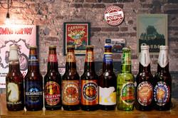 Notre collection de bières