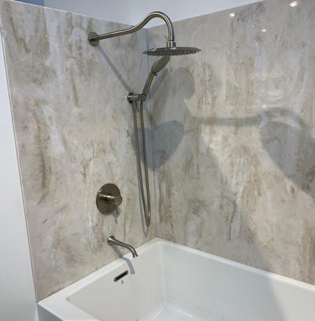 Aurelius-342G  Tub Wall Kit