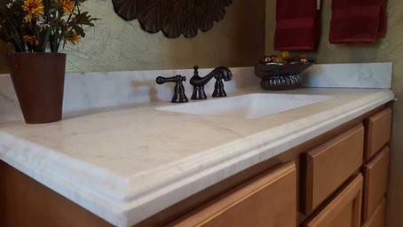 Updating the Kitchen & Bath