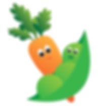 Pease & Carrots_