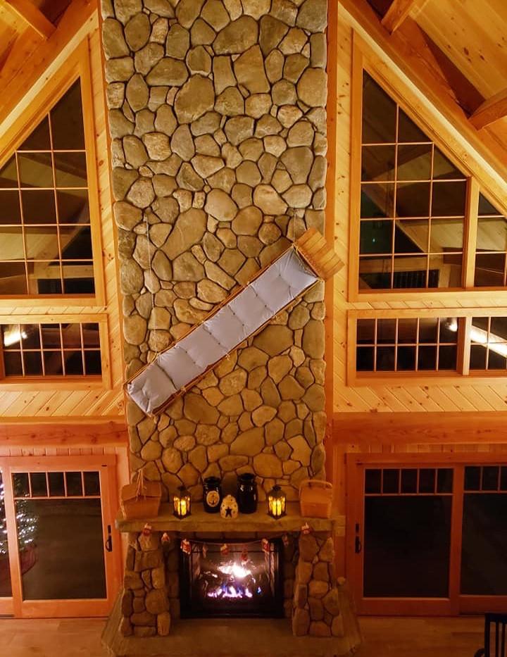 Fireplace Stonework