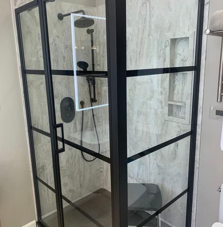 Demetrius-335M  Shower Wall Kit