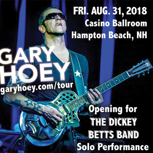 CASE STUDY: Gary Hoey