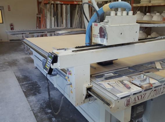 Syn-Mar Products CNC Machine