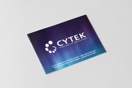 Cytek UGM Brochure Cover