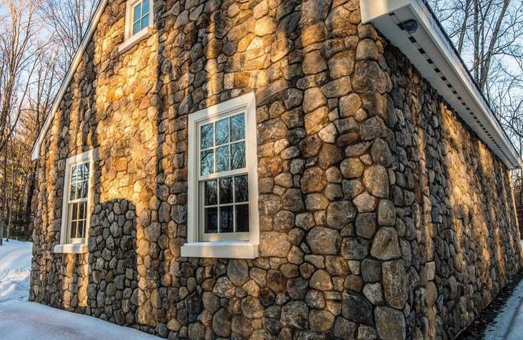 Exterior Siding Stonework