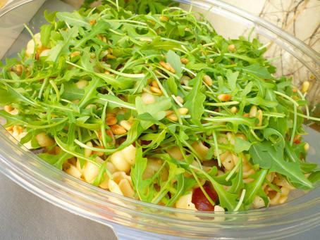 Nouvelle salade pour le déj' !