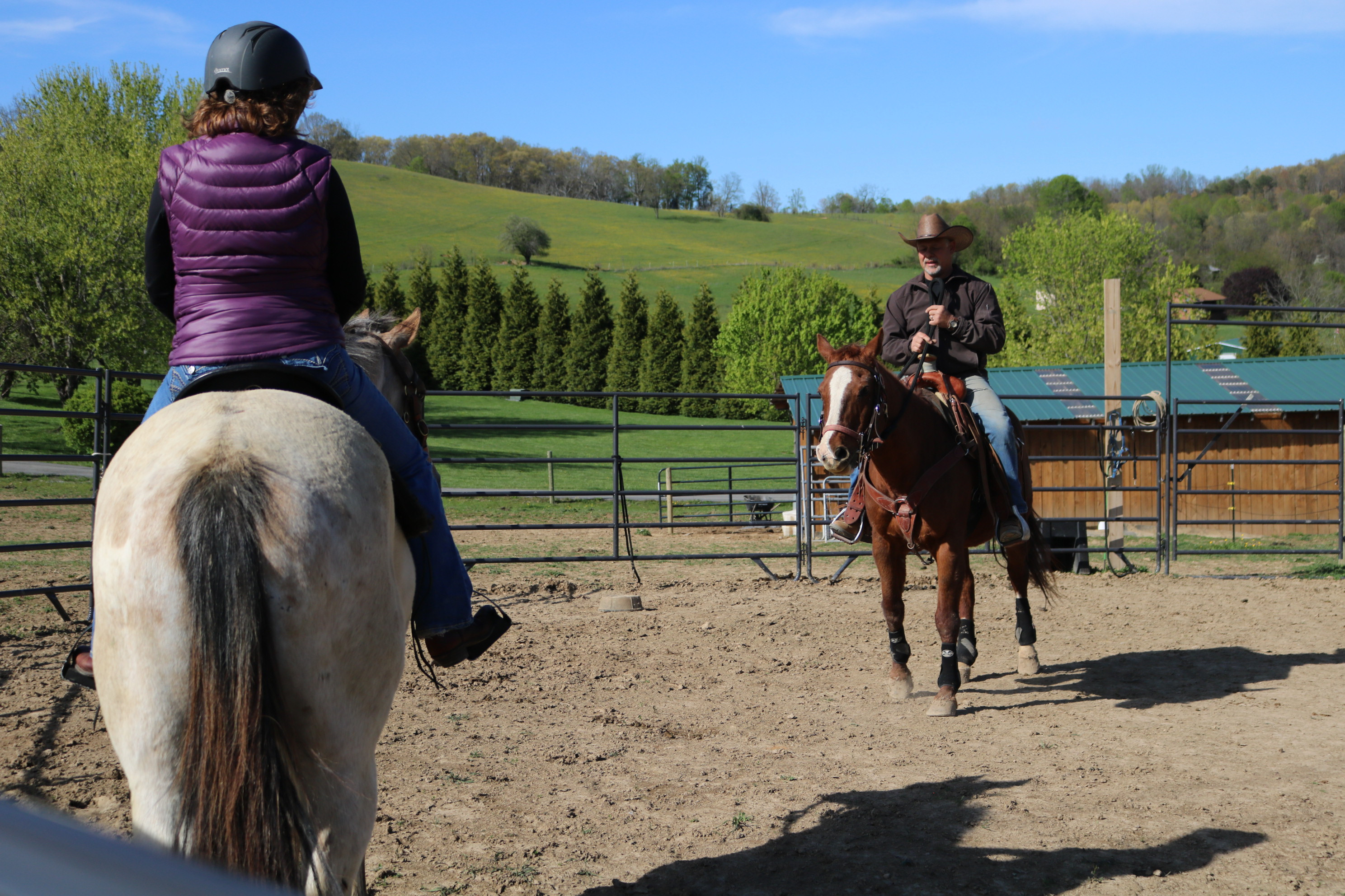 Private Instructions@Little Creek Corral