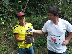 Toxic Tour of the Ecuadorean Amazon