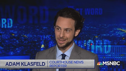 Adam Klasfeld on MSNBC's The Last Word with Lawrence O'Donnell