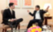 Adam Klasfeld interview with Ecuadorean President Rafael Correa