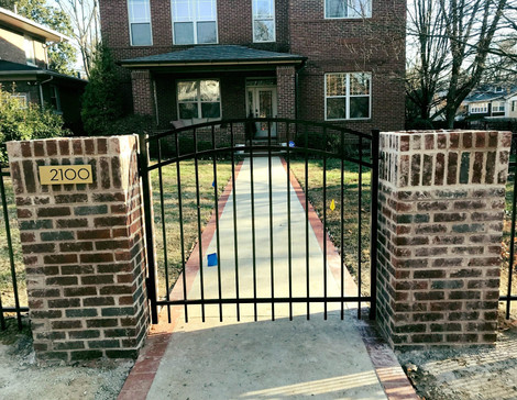 Arched Gate - Style #300, Long Islander