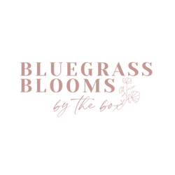 Bluegrass Blooms By The Box