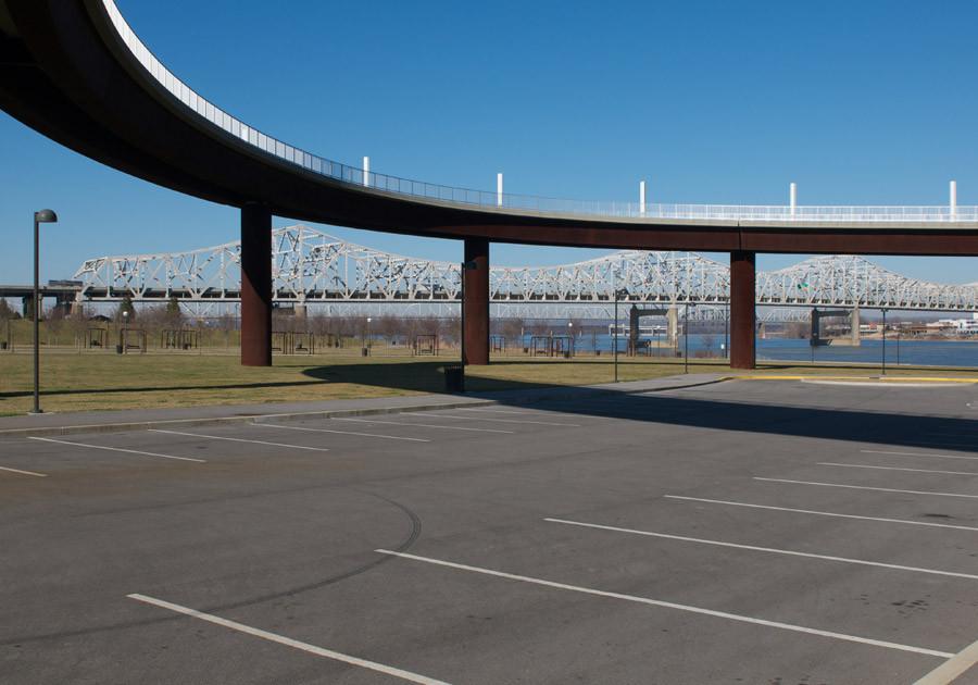 Big 4 Bridge (Louisville, KY)