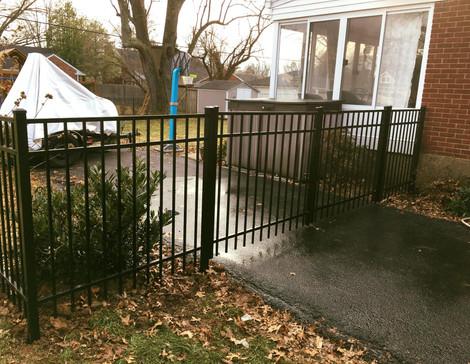 Double Gate - Style #6300, Long Islander